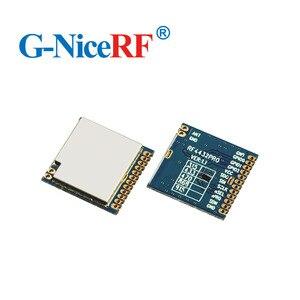 Image 5 - 2 قطعة/الوحدة RF4432PRO 100mW Si4432 FSK/ GFSK جزءا لا يتجزأ من مكافحة التدخل 433 ميجا هرتز بيانات لاسلكية مثبت جهاز إرسال واستقبال