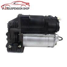 Compressor de suspensão a ar para mercedes benz gl & ml w164 x164 ml350 ml63 amg bomba de ar a 164 320 12 04 / 1643201204
