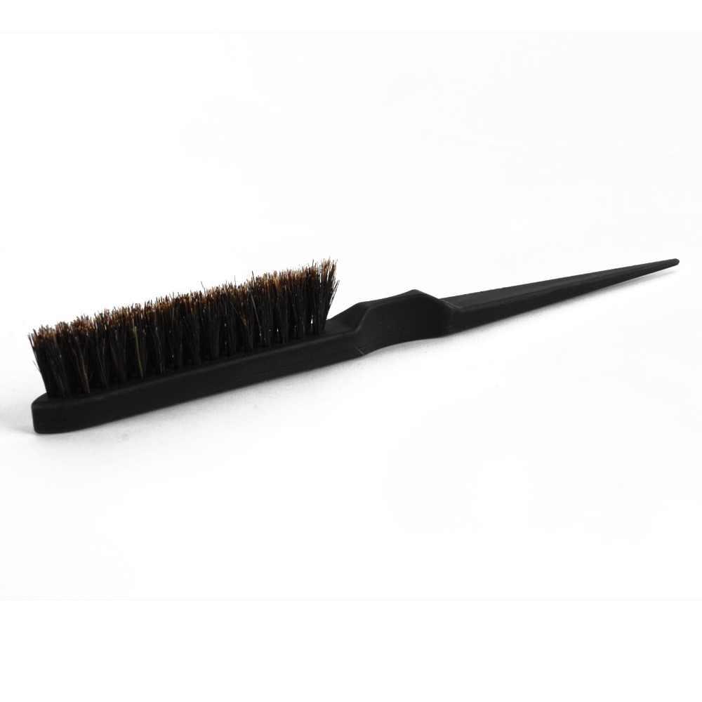 מקצועי שיער מברשות להקניט חזור סירוק שיער מברשת Slim קו סטיילינג כלים מסרק 3 צבעים