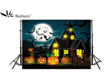 Beebuzz photo backdrop childrens Halloween type background