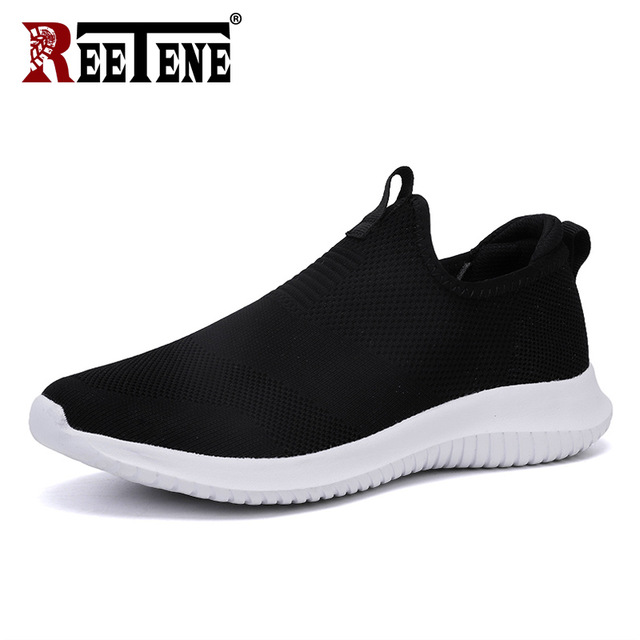 2020 Cheapest Men Casual Shoes Men Sneakers Summer Running Shoes For Men Lightweight Mesh Shoes Breathable Men'S Sneakers 38-48 8