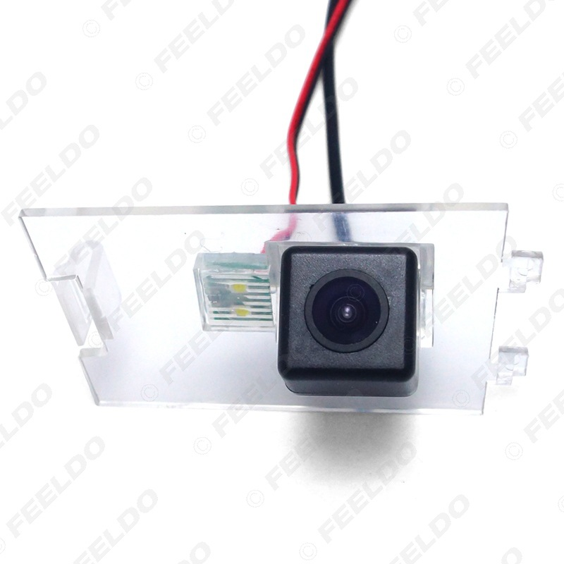Suitable for Jeep Compass/Freedom Passenger Rear View Rearview Camera CCD Car Mounted Image, Camera