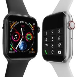 Timewolf marka inteligentny zegarek pomiar ciśnienia krwi Smartwatch IP68 wodoodporny wykrywanie ekg inteligentny zegarek na telefon z systemem android|Inteligentne zegarki|Elektronika użytkowa -