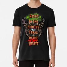 Risto vs feral t shirt wow druid feral restauração resto nas ruas nos lençóis