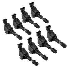 Горячая Распродажа UF491 8 шт. катушка зажигания автомобильного двигателя для BUICK CHEVROLET PONTIAC SATURN GMA SAAB высококачественные автомобильные аксессу...