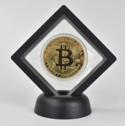 Bit Coin gold  Btc coin cions Litecoin Ripple Ethereum Cryptocurrency Metal Commemoration Gift Physical antique imitation