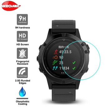 Clear Protective Film for Garmin Fenix 5X Exquisite Soft Case Protector Cover for Fenix 5 X/5X Plus Watch Screen Protector Frame protective clear screen protector film for lg nexus 5 e980 transparent 10 pcs