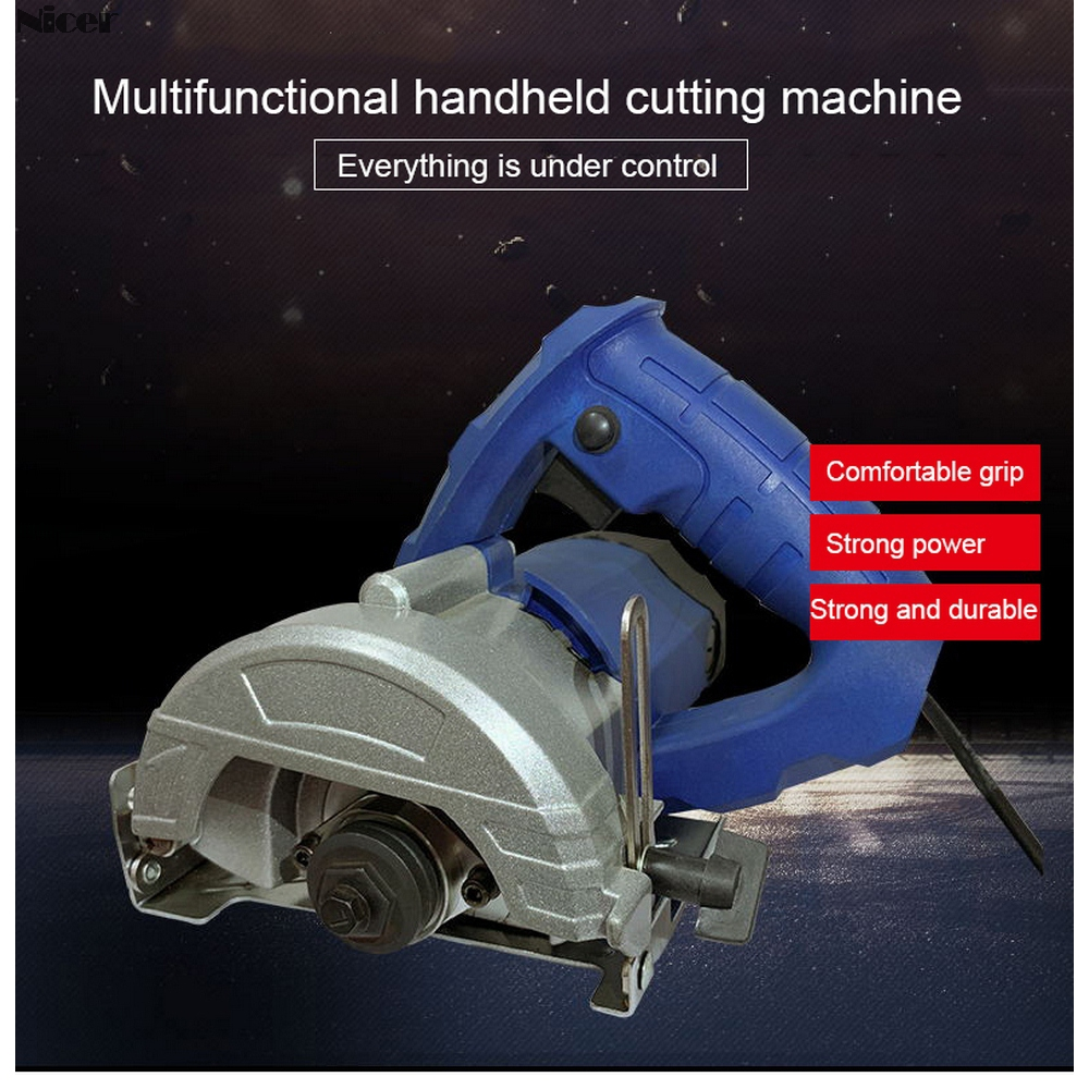 Multi Function Circular Saw For Stone Wood Metal Tile High Power Cutting Machine Electric Saw Power Tools