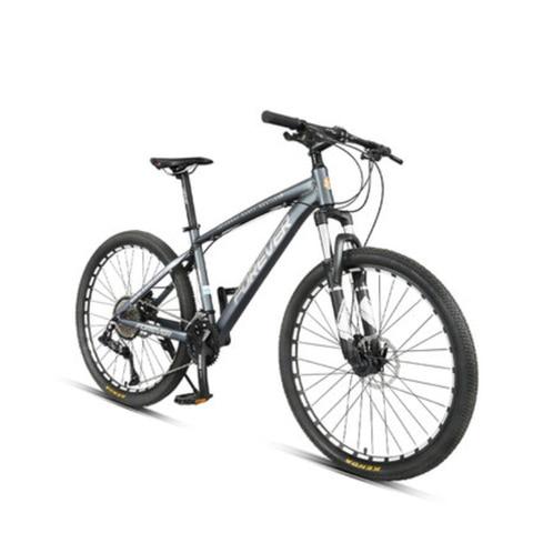 Liga de Alumínio Mountain Bike Masculino Estudante Deslocando Bicicleta Adulto Cross Country Ultraleve 36 Velocidade