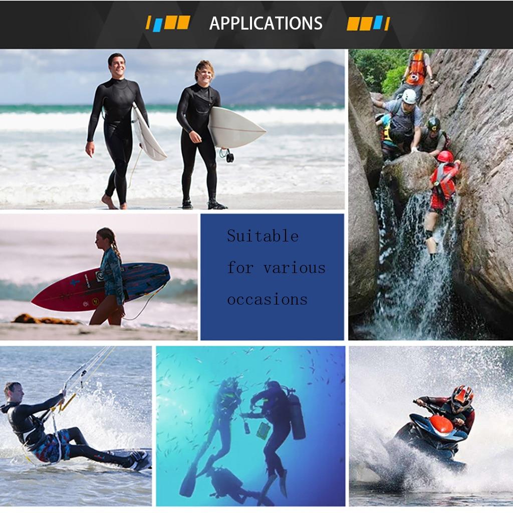 1.5mm Neoprenanzug Langarm Stretch Ganzkörper zum Surfen Tauchen Schwimmen Bademode