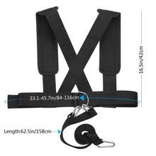 Регулируемый плечевой ремень веревка скорость ремень спортивный набор веревок тренажер