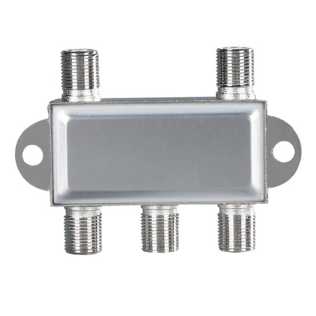 4 in 1 4 x 1 DiSEqc 4-way Wideband Switch DS-04C High Isolation Connect 4 Satellite Dishes 4 LNB For Satellite Receiver 4