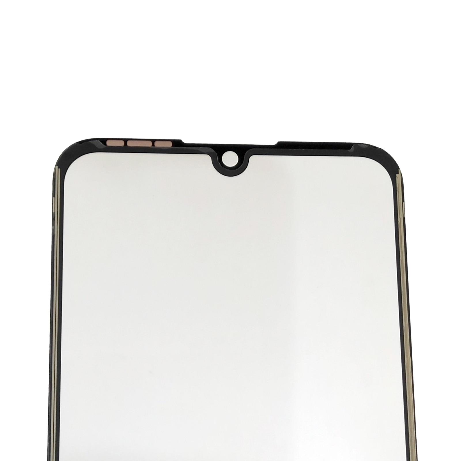 """פלאזמה Shyueda 100% בניו 6.09"""" עבור Huawei Y6 / ראש Y6 2019 MRD-LX1 LX1F Outer קדמי מסך זכוכית Touch (4)"""
