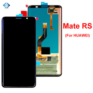 6,39 ''экран для Huawei Mate20RS полный экран Запчасти для Huawei Mate 20 RS ЖК-дисплей сенсорный экран дигитайзер сборка