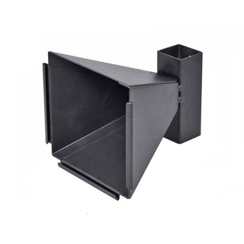 TOtrait High Quality 14cm Funnel Shooting Target Holder Pellet Trap for Air Rifle/Airsoft Shooting david watson abcs of rifle shooting