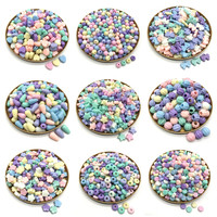 Wholesale Colorful Acrylic Beads for Handmade DIY Necklace Bracelet Jewelry Making