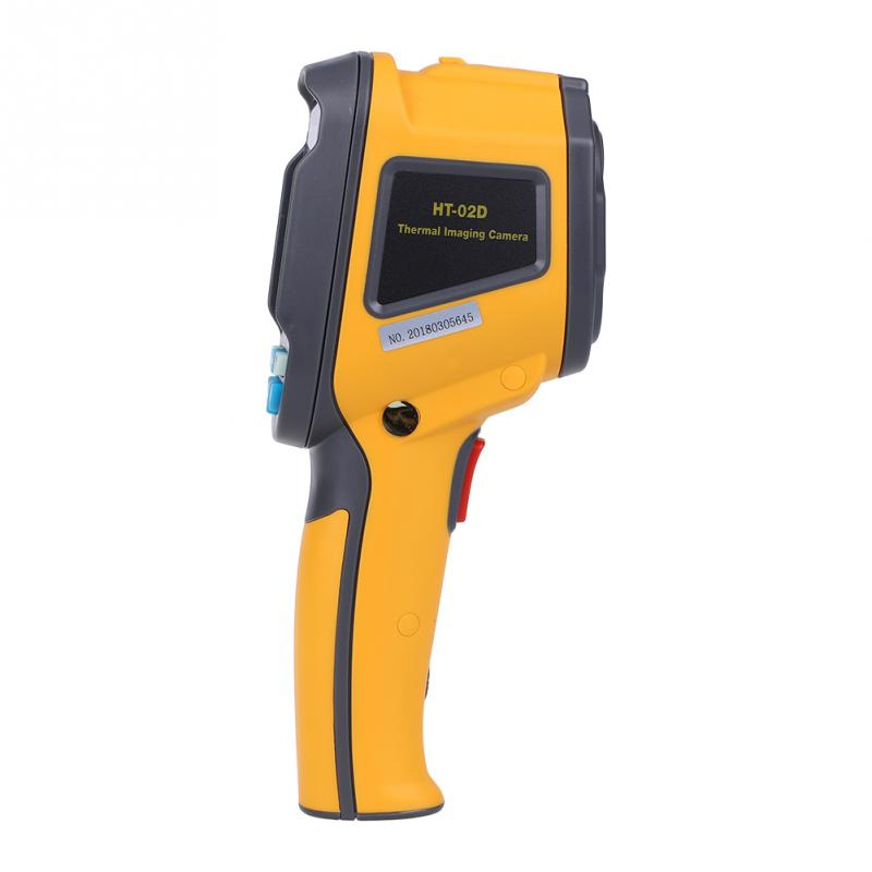 HT02 Digital Infrared Thermography Thermal Camera With 2-4 inch Color Lcd Display