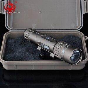 Image 5 - Night Evolution Tactical Flashlight Hunting Lantern WMX200 IR Gun Light Airsoft Hunting Lamp Weapons Gun Light NE04014