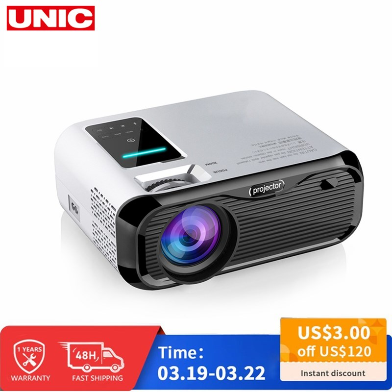 E500 WIFI Android projector Full HD Projector 1280*800 7000lumens Cinema Proyector Beamer for Android WiFi hdmi VGA AV USB port|LCD Projectors| |  - title=