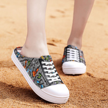 Summer Slippers Women Hollow Out Flip Flops Breathable Casual Shoes Woman Slides Beach Sandals Couples Clogs Zapatos De Mujer