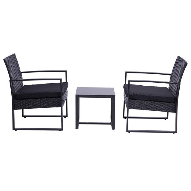 3 IN I 2 Patio Furniture Set  6