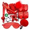 PU 12pcs Red