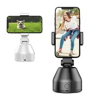 Selfie Bastone 360 Rotazione Auto Viso Inseguimento di Oggetto Smart Camera di Ripresa Phone Mount Vlog Tiro Smartphone Supporto Stabilizzatore