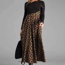 Retro Print Women Party Dress Elegant Autumn Winter Fashion Cross V-Neck Long Sleeves Slim Midi Dresses Ladies Casual Veatidos
