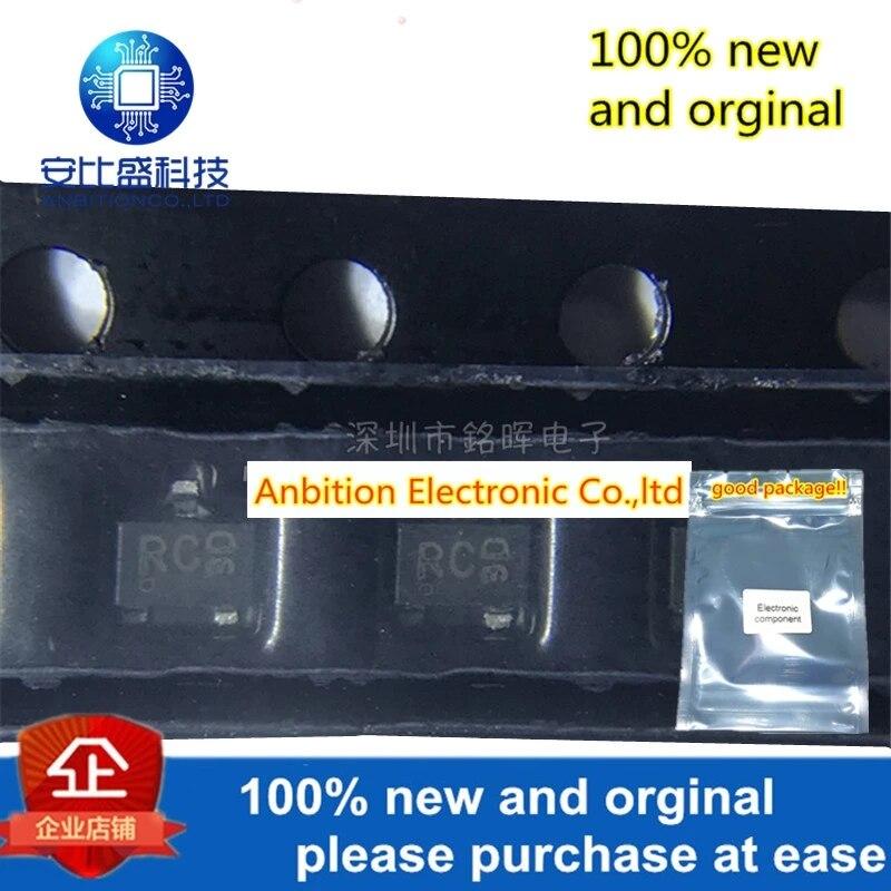 10pcs 100% New And Orginal KTC3770U-C-RTK/P KTC3770U-C Silk-screen RC SOT323 NPN In Stock