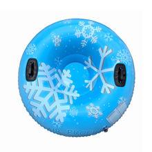 Надувные лыжи Санки термополированное салазки воды ПВХ игрушки
