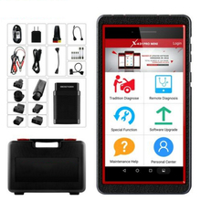 Launch X431 Pro Mini Car Diagnostic Auto Code Scanner Support WiFi/Bluetooth ECU Full Systems X431 Promini 2 Year Free Update диагностические кабели и разъемы для авто и мото launch x431 auto creaderviii crp129 creader viii multilanguages