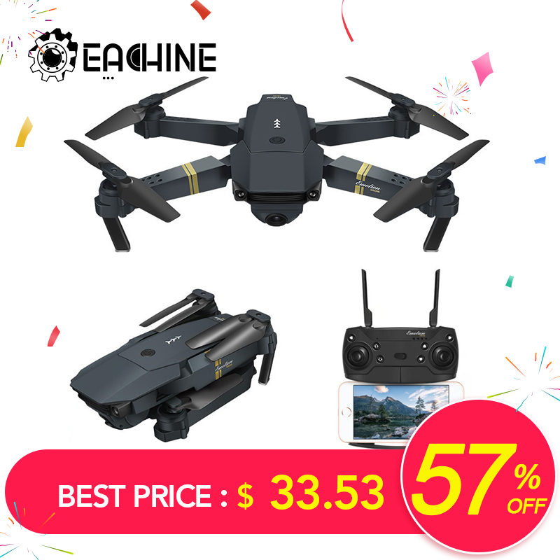 Eachine Drone Quadcopter FPV Foldable Hd-Camera S9HW M69 WIFI With True 720P/1080P Wide-Angle