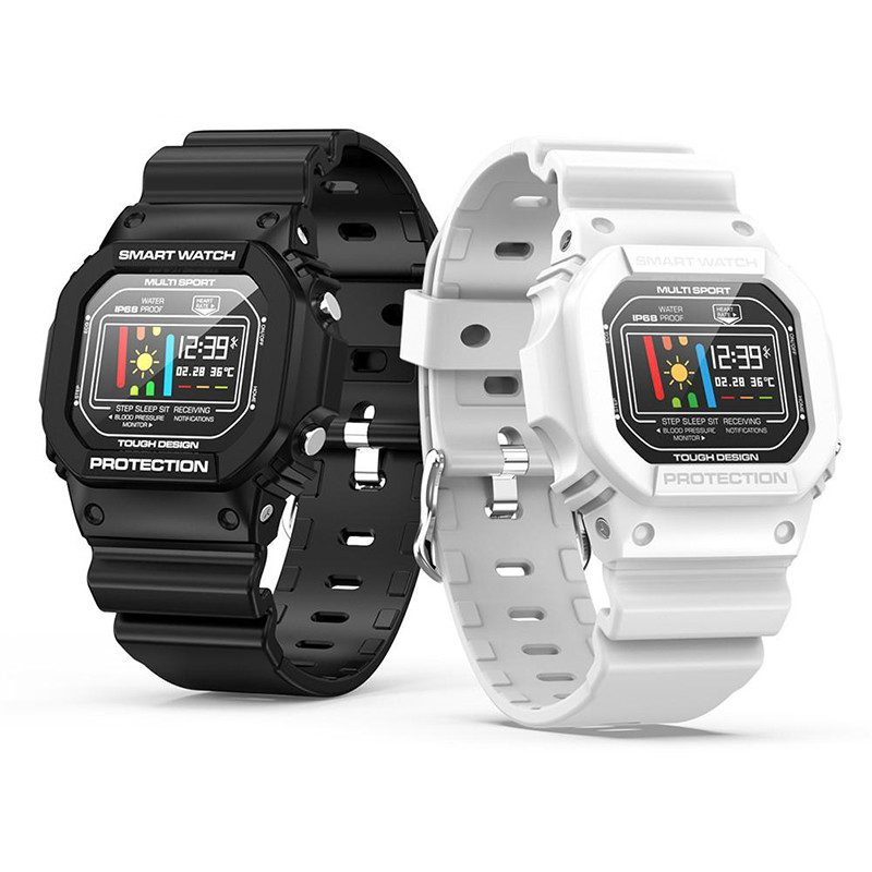 2019 <font><b>X12</b></font> ECG+PPG Smart Watch Ip68 Waterproof Fitness Sport Watches For Ios Android Heart Rate Monitor Blood Pressure <font><b>Smartwatch</b></font> image