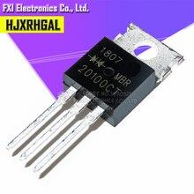 10 Chiếc MBR20100CT MBR20100 Đến 220 TO220 20100CT Transistor Mới Ban Đầu