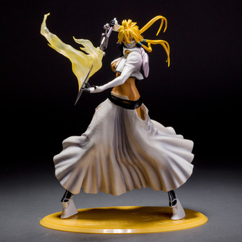 Figura de Tier Halibel de Bleach (27cm) Bleach