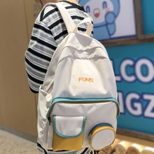 Student Female Cute Backpack Harajuku Women School Bag New Fashion Ladies Backpa