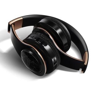Image 5 - Yeni varış LED solunum işıkları kablosuz bluetooth kulaklık cep kulaklık desteği mobil bilgisayar tablet ağır bas