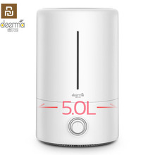 Humidificateur dair dorigine Xiaomi Deerma 5L pour bébé famille enceinte dans la chambre bureau ménage AC sur le sommeil purificateur dair F628