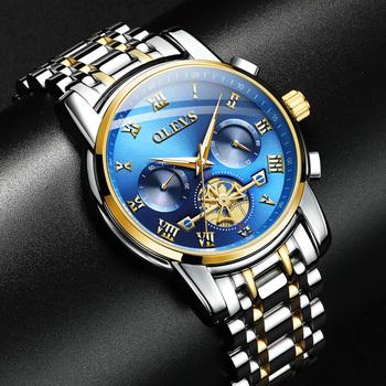 Męskie zegarki markowe zegarki mechaniczne z tourbillonem hollow business zegarki kwarcowe wodoodporne trendy męskie zegarki studenci tanie i dobre opinie HAIMAITONG Moda casual Cyfrowy stal wolframowa 3Bar CN (pochodzenie) Sprzączka
