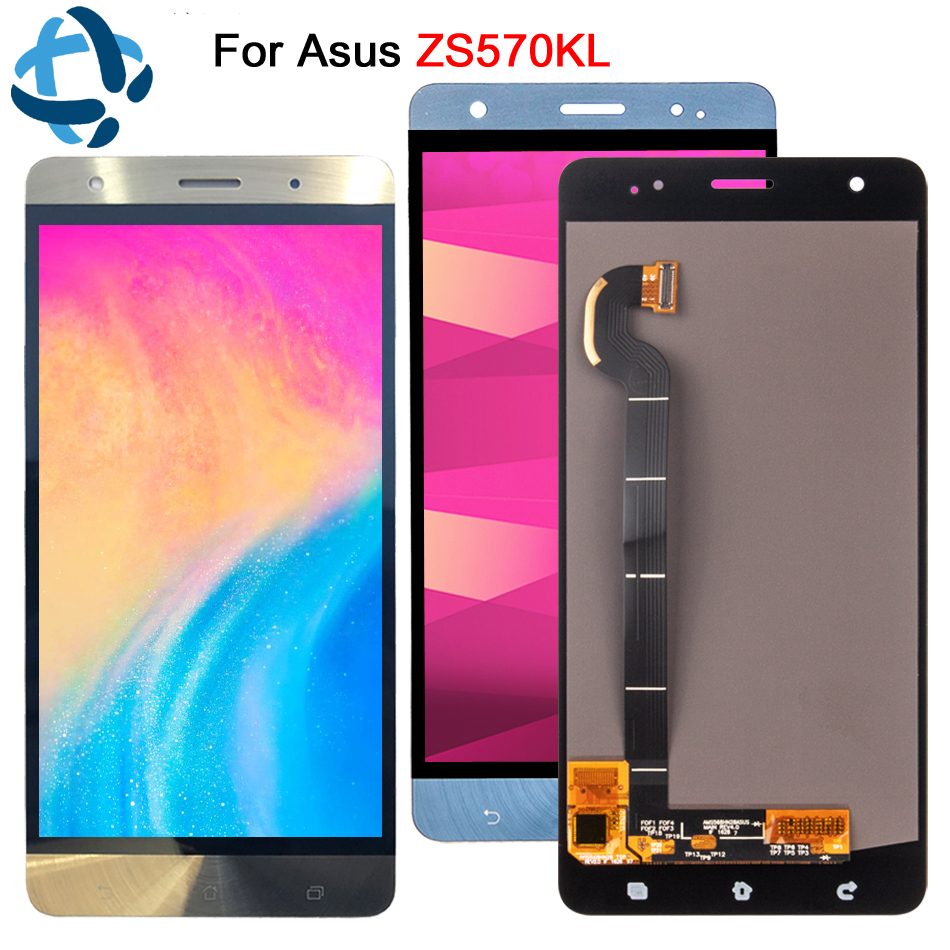 For ASUS Zenfone 3 Deluxe Z016S Z016D ZS570KL LCD Display Touch Screen Digitizer Assembly 5 7
