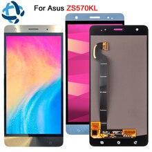 "Asus Zenfone 5 3 デラックス Z016S Z016D ZS570KL Lcd ディスプレイタッチスクリーンデジタイザアセンブリ 5.7 ""asus ZS570KL 液晶交換"