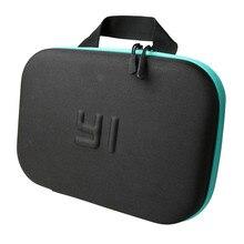 Taşınabilir depolama toplama çantası taşıma çantası kapak Xiaomi Yi 1 2 4K Lite GoPro Hero için 8 7 6 5 4 kamera aksesuarları F3555