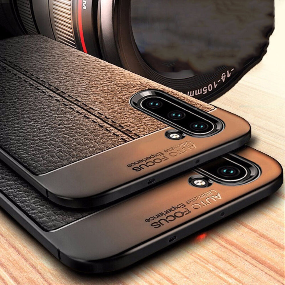 Tikitaka Leather Phone <font><b>Case</b></font> For <font><b>Samsung</b></font> Galaxy Note 9 8 S8 S9 <font><b>S10</b></font> PLus S10E S7 S8 Full Ultra-Thin Soft Matte TPU Back Cover image