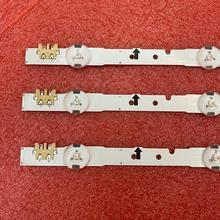 LED شريط إضاءة خلفي (3) ل UE32H4500 UE32H4510 UE32H4290 UE32H4000 UE32J4100 D4GE 320DC0 R3 R2 BN96 35208A 30448A 30446A 30445A