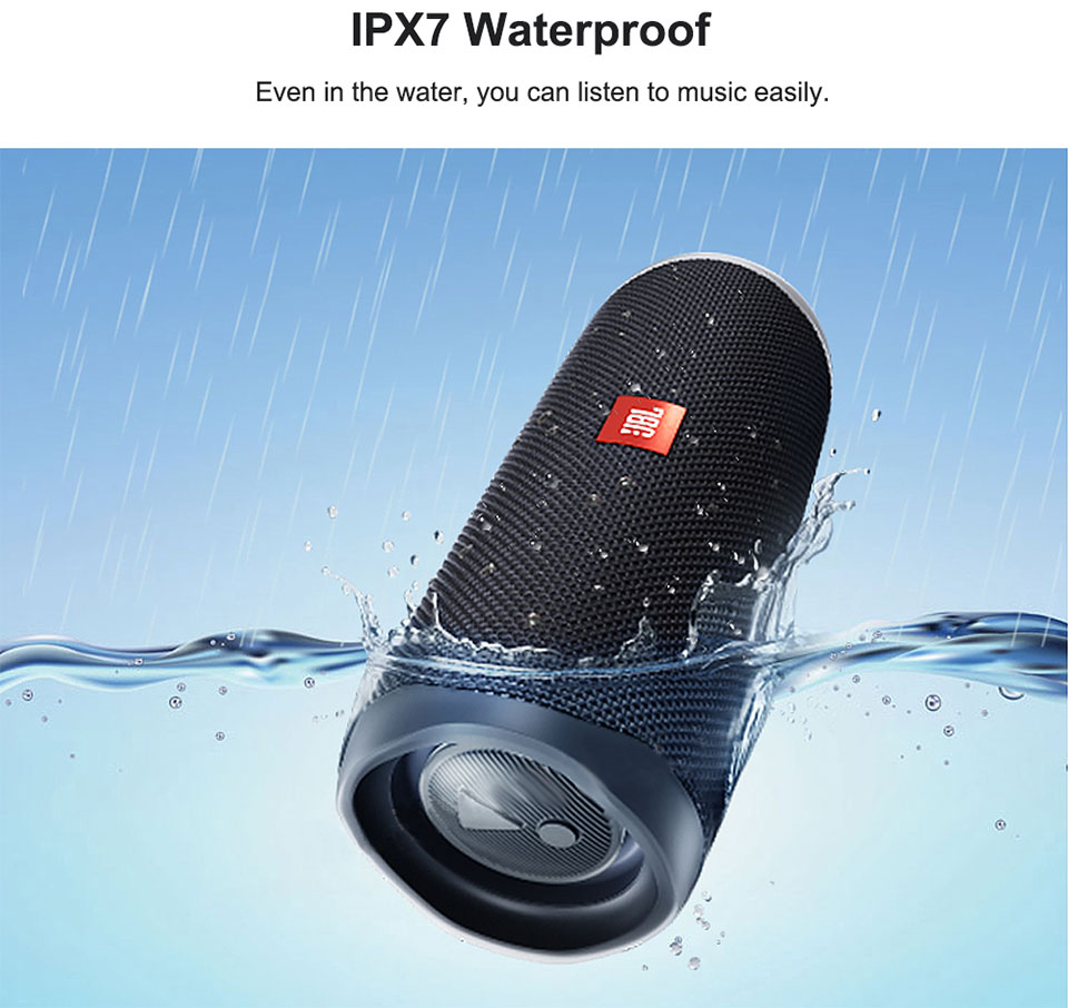JBL FLIP 5 Portable Waterproof Speaker 5
