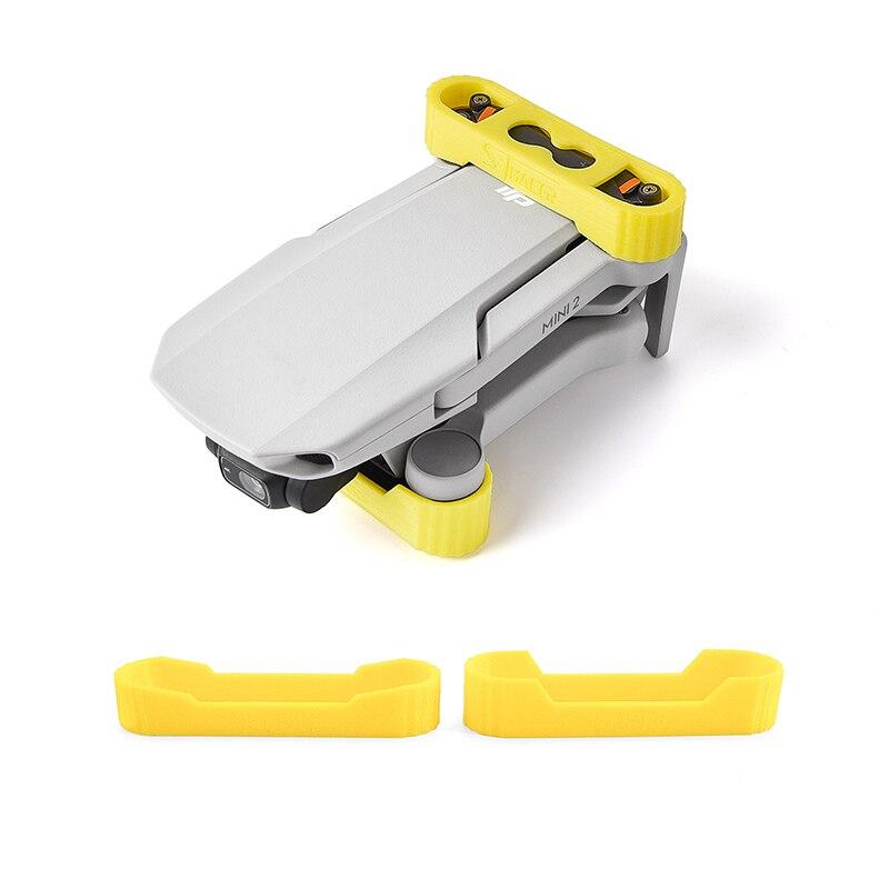 Propeller Motor Holder for DJI Mini 2 Drone Blade Fix Props Protector Silicone Cover For DJI Mavic Mini 2 Drone Accessories