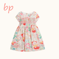 BoBomoon bp 2020 NEW Summer Baby Girls Casual Dresses Fashion Beach Christmas PARTY Dress Girl Thanksgiving Girls Princess Dress