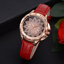 цена на Relogio Feminino 2019 Women Gold Watches Top Brand Luxury Diamond Ladies Quartz Wristwatches Montre Femme