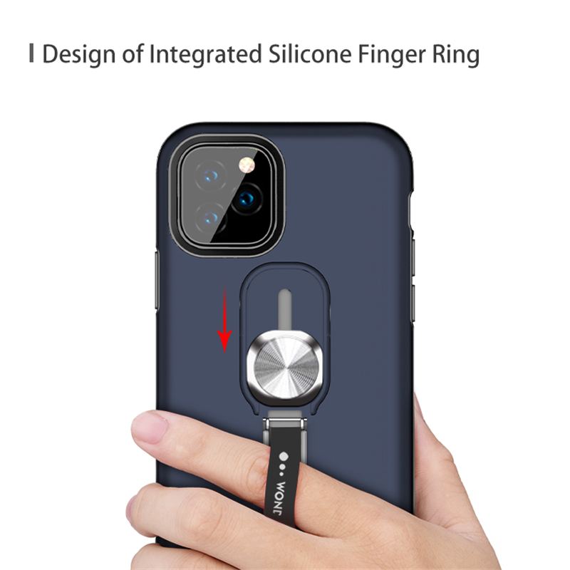 Finger Ring Case for iPhone 11/11 Pro/11 Pro Max 2