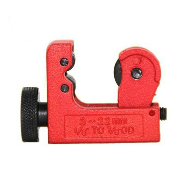 I Am A Tube Cutter A Excellent Quality Mini Tube Cutter Cutting Tool For 3mm-22mm Copper Brass Aluminium Plastic Pipes